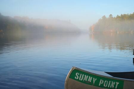 Sunny point resort