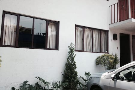Tranquilo Departamento al Sur de la Ciudad - Ciudad de México