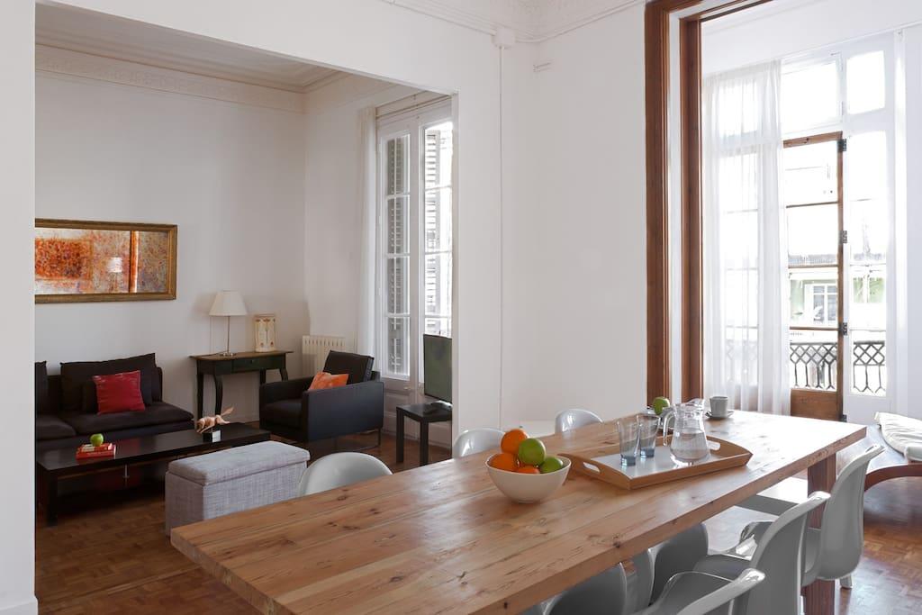 My address in barcelona 31 appartamenti in affitto a for Appartamenti barcellona affitto mensile