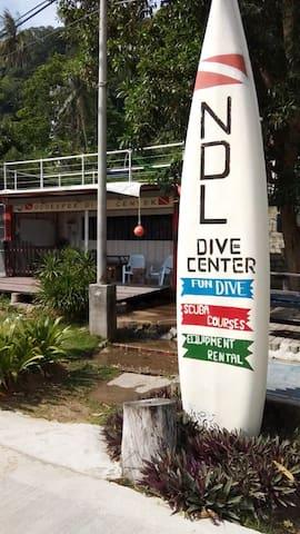 NDL (National Dive League) Dive Center