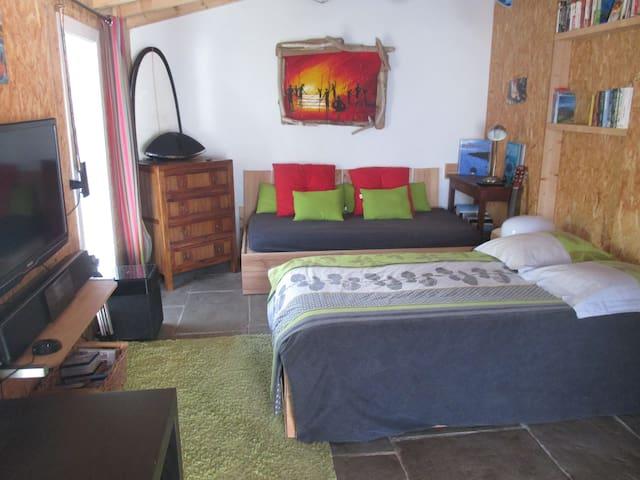 BIDART plage chambre dans villa