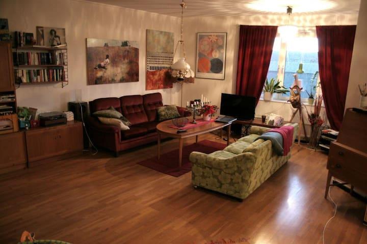 Charming Central Falun apartment - Falun - Apartamento