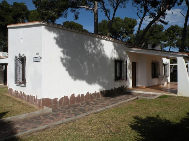 Magnifica villa en Eldorado Playa con WIFI gratis