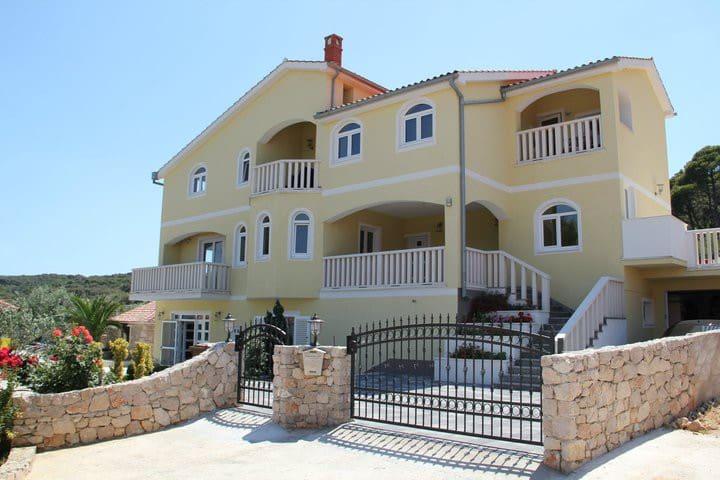"""Appartement  A2 """"Villa Lidija"""" 2+2 - Kraj - Lejlighed"""