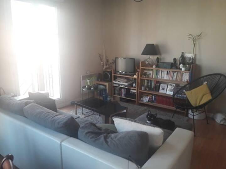Appartement lumineux et cosy dans le Vieux Lille