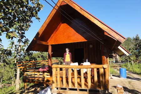 Chalet for 2 in Northern Thailand