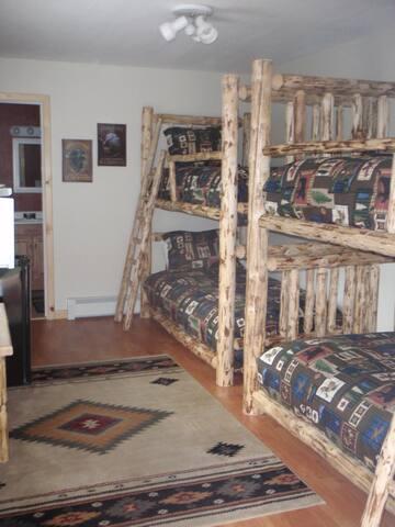 Alaskan Sportsmen's Lodging - Seward - Casa