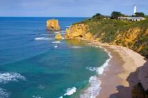 Sandy Gully beach