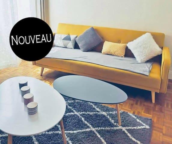 P6 Residence BNB Confort-Brest / Cours Dajot