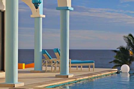 Paradise  right on the  ocean - Barra de Navidad (Isla de Navidad) - Bed & Breakfast