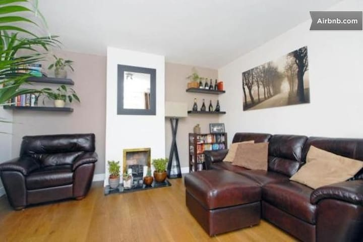 Spacious double in South London - London - Hus