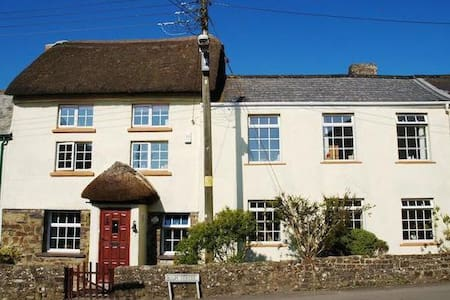 Rambler Cottage, High Bickington - Umberleigh - บ้าน