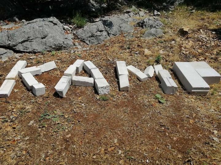 Kamp Kanjon Krupa, u Golubiću Obrovačkom