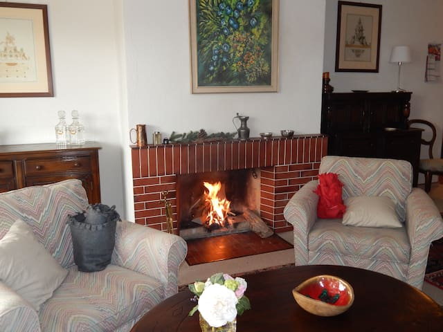 Crans central location Cozy house - Crans-Montana - Apartment