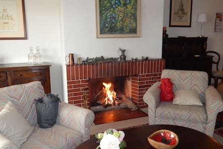 Crans central location Cozy house - Crans-Montana - Apartament