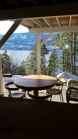 Suite with Spectacular View - Kelowna - Wohnung