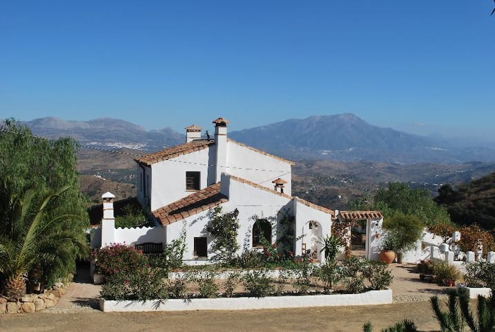 Traditional Andalucian Farmhouse
