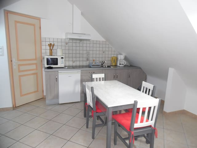 Location Gites Weekend / semaine - Questembert - Apartment