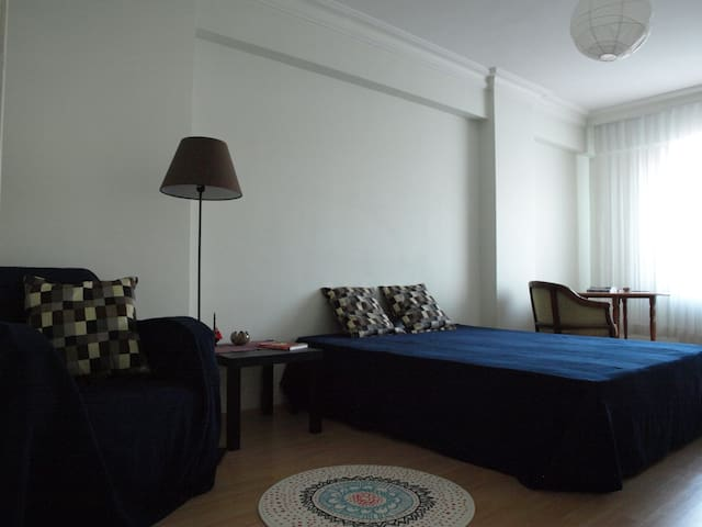 A Room near Haliç Kongress Centre - Istambuł - Apartament
