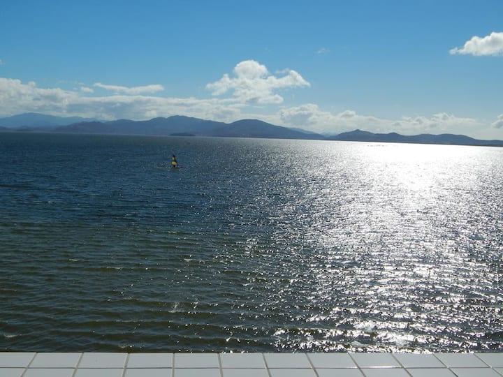 Quarto na Lagoa de Laguna - Hotel