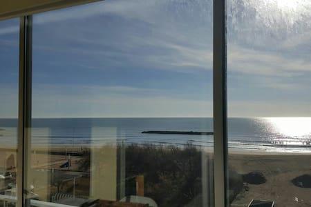 Appartement vue sur mer valras-plage - Valras-Plage - Byt