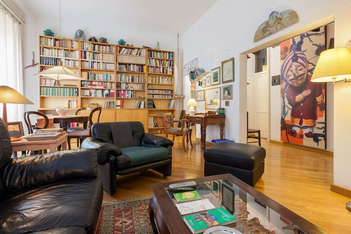 Comfortable apartment - Coliseum - Roma - Apartment