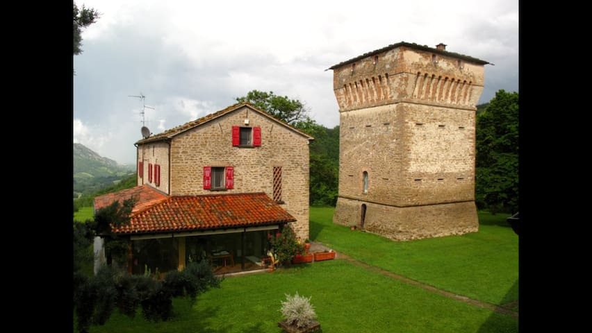 Double Room with Mountain View - Brisighella - Wikt i opierunek