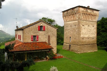 Double Room with Mountain View - Brisighella - Bed & Breakfast