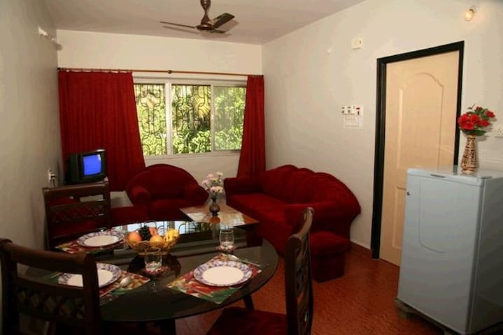 Holiday Home Colva Beach Goa