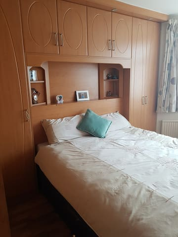 A fully furnished Double Room