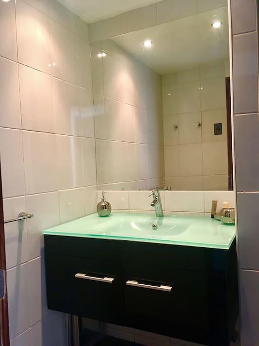 Baño uso común