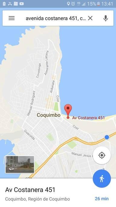 mapa de ubicacion Edificio