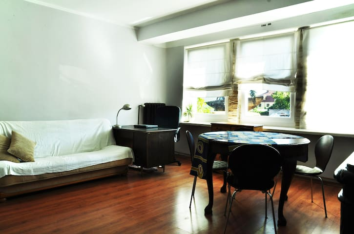 Cozy room in a charming flat - Poznan - Huis