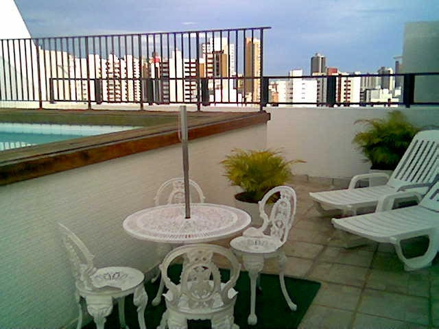 3 quartos Barra Cobertura MARAVILHO - Salvador - Flat