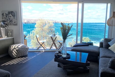 Stunning Waterfront Apartment in Manly/Fairlight - Fairlight