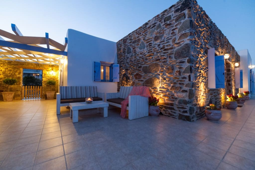 Luxury Villa in Paros