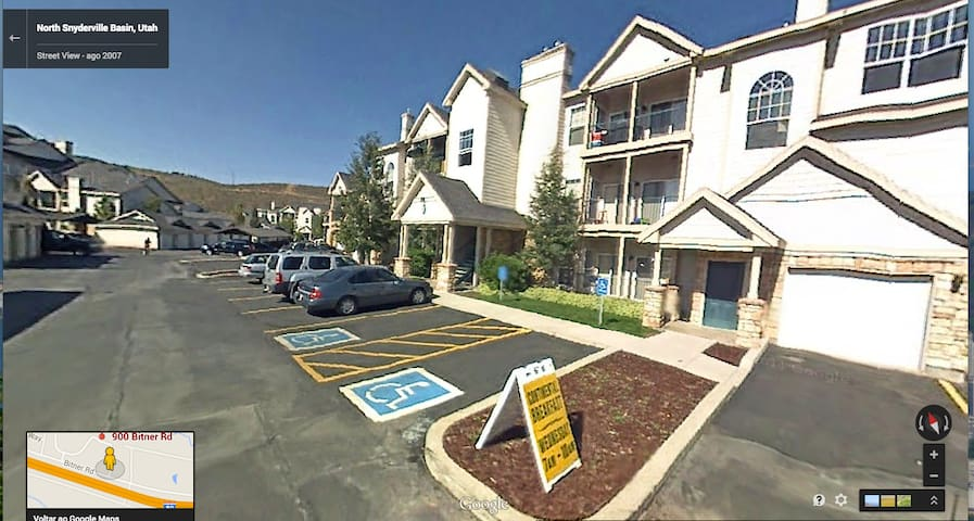 $160 Private Bed/Bath - Great Deal  - Park City - Apartamento