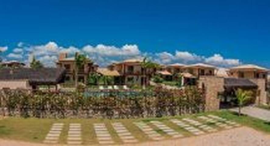 Casa de Condomínio fechado Dunas Village Cumbuco - Caucaia - Huis