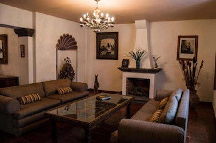 La Casa ideal para tu estancia. - San Miguel de Allende