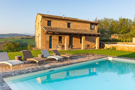 Casa Pace e Gioia -private pool, amazing views
