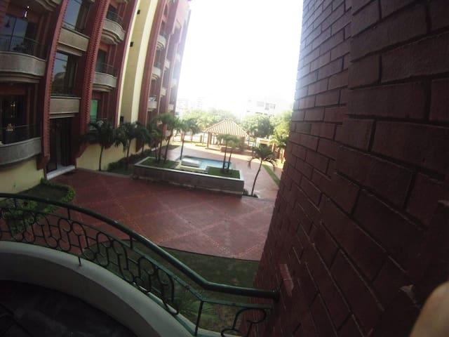 Flat w pool near CC Buenavista - Barranquilla (Distrito Especial, Industrial Y Portuario)