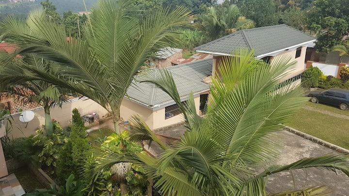 Jemin gardens Guest house. namilyango-seeta