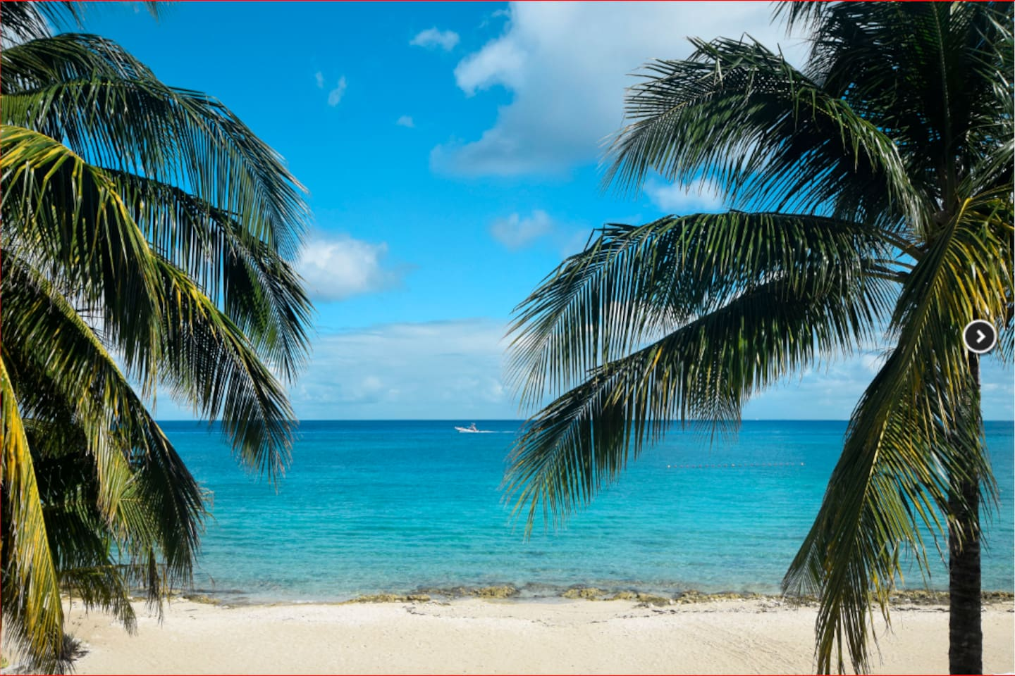Welcome to Paradise!  Rare sandy beach with amazing snorkeling right at your front door.