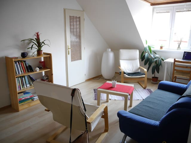 Small cozy place - 15 minutes from the city center - Praag - Appartement