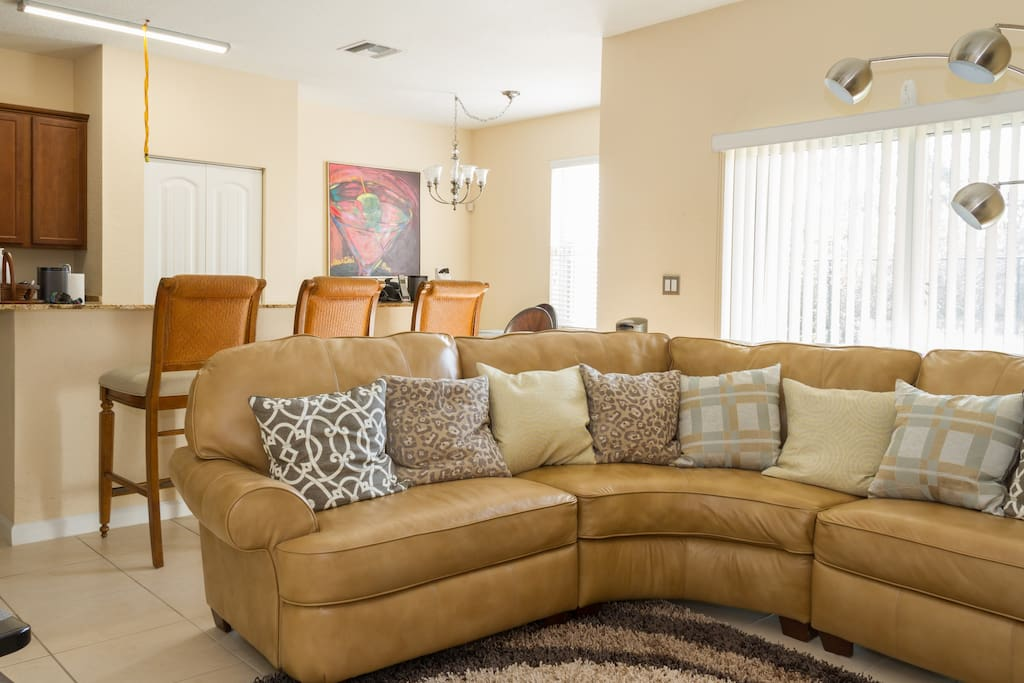 Family Living Area 2
