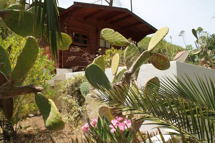 The Meditation Hut  close to the beach
