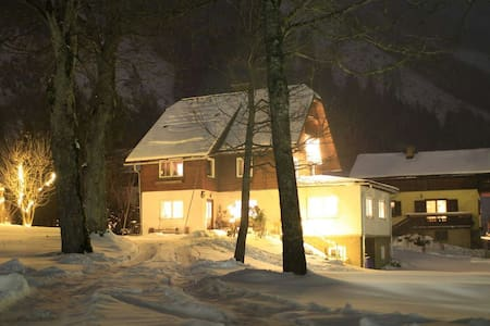 Charming Alpin Guesthouse - Donnersbachwald