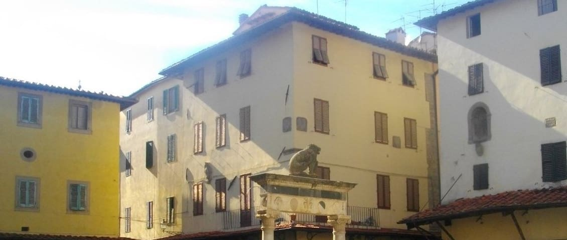 Appartement Sulla Sala - Pistoia - Lägenhet