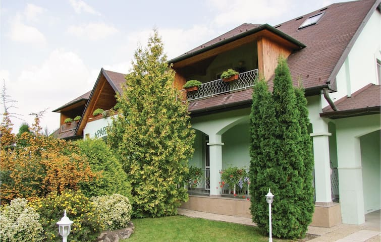 Holiday apartment with 1 bedroom on 44m² in Bogács