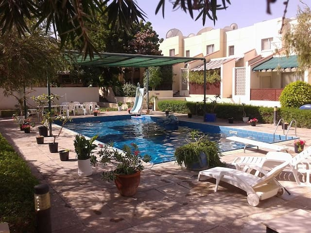 Lovely, comfortable double room. - Muscat - House